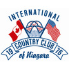 International Country Club of Niagara - White Course Logo