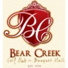 Bear Creek Golf and Country Club Logo