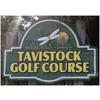 Tavistock Golf Course Logo