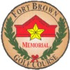 Fort Brown Memorial Golf Course Logo