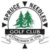Spruce Needles Golf Club Logo