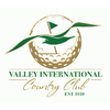 Eighteen Hole at Valley International Country Club Logo