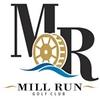 Mill Run Golf Club - Championship Grist/Wheel Course Logo