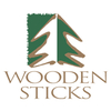 Wooden Sticks Golf Club Logo
