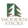 Wooden Sticks Golf Club Logo