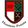 Hunters Pointe Golf Course Logo