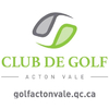 Club de Golf Acton-Vale - Boise/Valois Logo