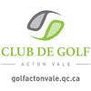 Club de Golf Acton-Vale - Renne/Boise Logo