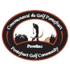 Club de Golf Pontefract Logo