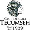 Club de Golf Tecumseh Logo