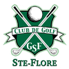 Club de Golf Ste-Flore Logo