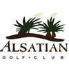 Alsatian Golf Club Logo