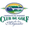 Club de Golf Lac Megantic Logo