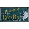 Club de Golf Embo Logo