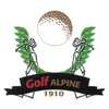 Club de Golf Alpin Logo