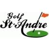 Golf St-Andre - Rouge Logo
