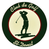 Club de Golf St-Donat Logo