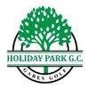 Holiday Park Golf Course - Executive Logo