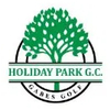 Holiday Park Golf Course - Championship Logo