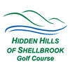 Hidden Hills of Shellbrook Golf Course Logo