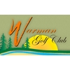 Warman Golf Club Logo