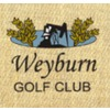 Weyburn Golf Club Logo