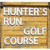 Hunter's Run Golf Course Logo