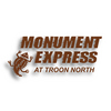 Monument Express at Troon North Golf Club Logo