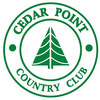 Cedar Point Country Club - Par-3 Course Logo