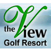 The View Golf Resort Course Logo