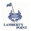 The Lamberts Point Golf Course Logo