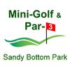 Par-3 Golf At Sandy Bottom Park Logo