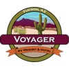 Voyager RV Resort and Golf Course Logo