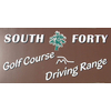 South Forty Golf Course & Driving Range Logo