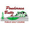 Ponderosa Butte Public Golf Course Logo