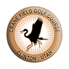 Crane Field Golf Course Logo