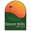 Sunset Hills Golf Course & Driving Range Logo