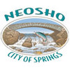 Neosho Municipal Golf Course - Lakes Nine Logo