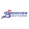 Brookview Par-3 Golf Course Logo