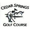 Cedar Springs Golf Course Logo