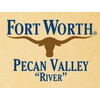 River at Pecan Valley Municipal Golf Course Logo
