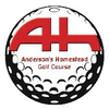 Anderson's Homestead Golf Course Logo