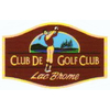 Club de Golf Lac Brome Logo