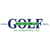 Centre de Golf Lanaudiere - Blue Logo