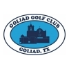 Goliad Golf Club Logo