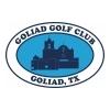 Goliad Golf Club Logo