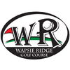 Wapsie Ridge Golf Course Logo