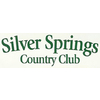Silver Spring Golf Course Logo