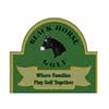 Black Horse Golf and Learning Center Logo