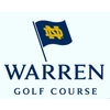 Warren Golf Course At Notre Dame Logo